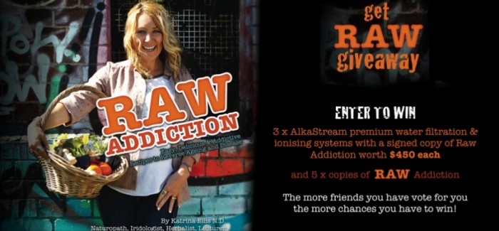 Get RAW Giveaway