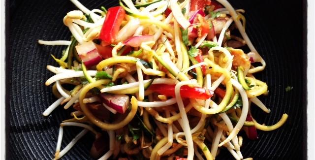Teriyaki Noodle Salad
